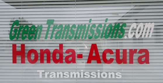 HONDA ACURA TRANSMISSIONS P0740, P0730, P1738, P0741, TL, CL